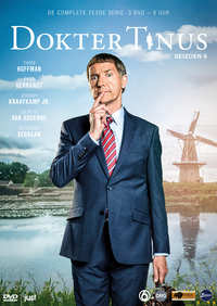 Dokter Tinus - Seizoen 6-DVD