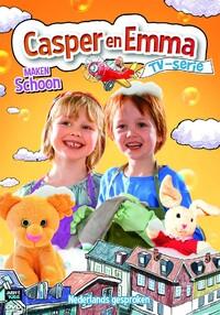 Casper En Emma - Maken Schoon-DVD