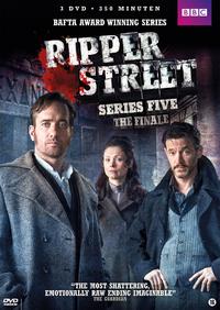 Ripper Street - Seizoen 5-DVD