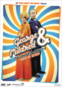 George & Mildred - Complete Collection-DVD