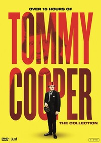 Tommy Cooper Collection-DVD