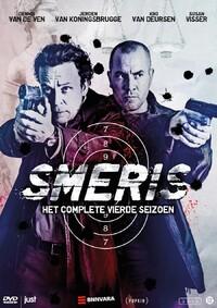 Smeris - Seizoen 4-DVD
