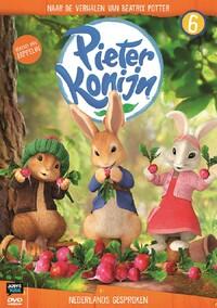 Pieter Konijn - Deel 6-DVD