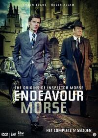 Endeavour Morse - Seizoen 5-DVD