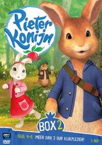 Pieter Konijn 4-6-DVD
