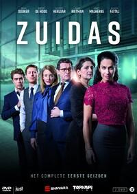 Zuidas - Seizoen 1-DVD