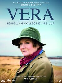 Vera - Seizoen 1-8-DVD