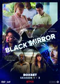 Black Mirror - Seizoen 1-3-DVD