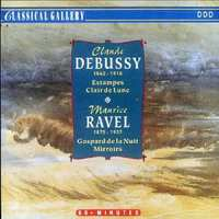 Piano Works-Debussy, Ravel-CD