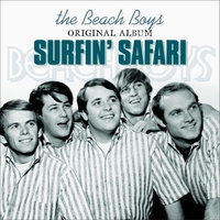 Surfin' Safari + -HQ--Beach Boys-LP