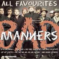 All Favourites-Bad Manners-CD