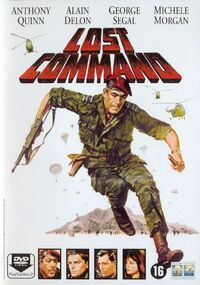Lost Command-DVD