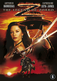 The Legend Of Zorro-DVD