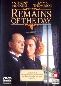 Remains Of The Day-DVD