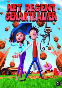 Het Regent Gehaktballen-DVD