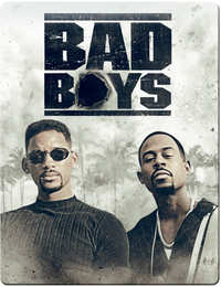 Bad Boys (Steelbook)-Blu-Ray