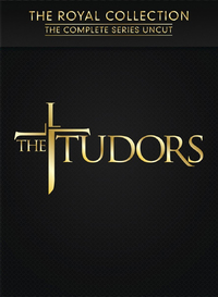 The Tudors - De Complete Serie-DVD