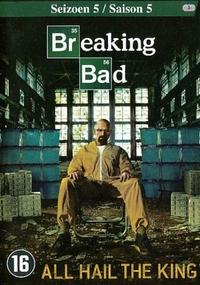 Breaking Bad - Seizoen 5-DVD