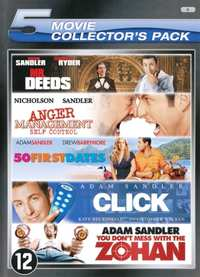 Adam Sandler (5 Movie Collector's Pack)-DVD