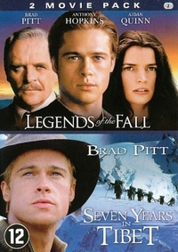 Legends Of The Fall/Seven Years In Tibet-DVD