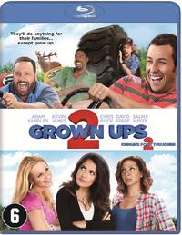 Grown Ups 2-Blu-Ray