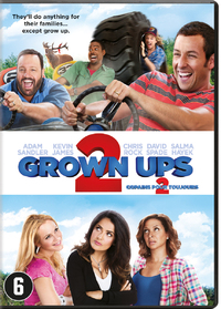 Grown Ups 2-DVD