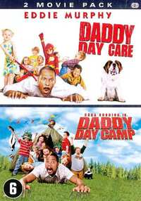 Daddy Day Camp/Daddy Day Care-DVD