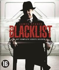 The Blacklist - Seizoen 1-Blu-Ray