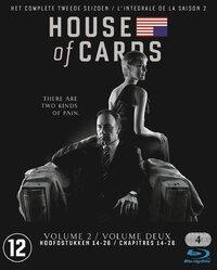 House Of Cards - Seizoen 2-Blu-Ray
