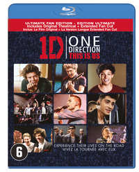 One Direction: This Is Us-Blu-Ray