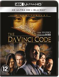 The Da Vinci Code (4K Ultra HD En Blu-Ray)-4K Blu-Ray