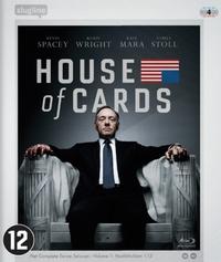 House Of Cards - Seizoen 1-Blu-Ray