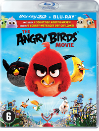 Angry Birds (3D En 2D Blu-Ray)-3D Blu-Ray