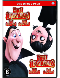Hotel Transylvania 1 + 2-DVD
