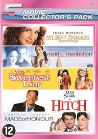 Romantische Films 5-Pack-DVD