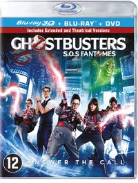 Ghostbusters (2016) (3D En 2D Blu-Ray + DVD)-3D Blu-Ray
