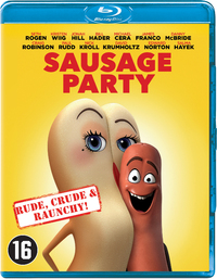 Sausage Party-Blu-Ray