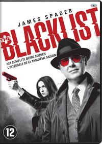 The Blacklist - Seizoen 3-DVD