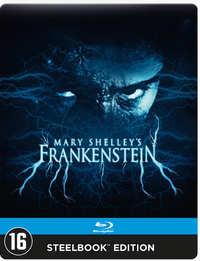 Mary Shelley's Frankenstein (Steelbook)-Blu-Ray