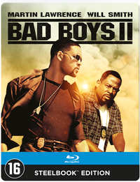 Bad Boys II (Steelbook)-Blu-Ray