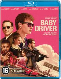 Baby Driver-Blu-Ray