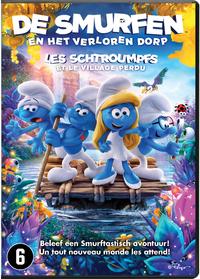 De Smurfen En Het Verloren Dorp-DVD