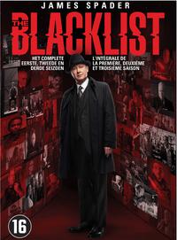 The Blacklist - Seizoen 1-3-DVD