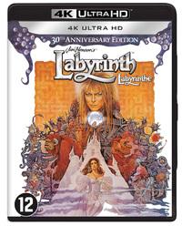 Labyrinth (4K Ultra HD)-4K Blu-Ray
