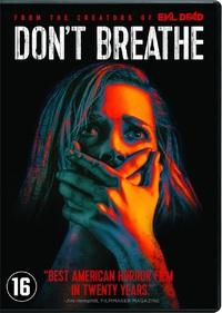 Don't Breathe-DVD