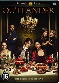Outlander - Seizoen 2-DVD