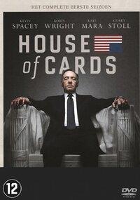 House Of Cards - Seizoen 1-DVD