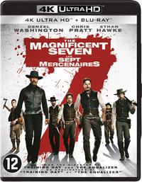 The Magnificent Seven (2016) (4K Ultra HD En Blu-Ray)-4K Blu-Ray
