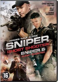 Sniper - Ghost Shooter-DVD