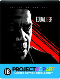 The Equalizer 2 (Steelbook)-Blu-Ray